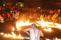 Feuer Show
